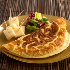 Booster Emmental flavour omelette