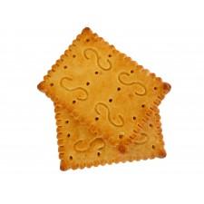 Biscuits façon petit beurre saveur noix de coco et amande