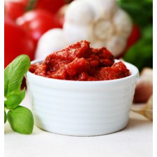 High protein pizza sauce