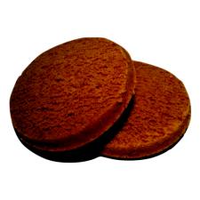 Lot de 2 Biscuits moelleux Booster saveur chocolat