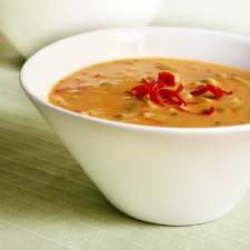 Soupe façon Thai